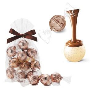 公式 リンツ Lindt チョコレート バレンタイン リンドール カプチーノ 10個入り スイーツ