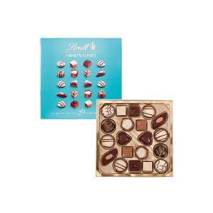 ホワイトデー 2018 whiteday お返し お菓子 Lindt チョコレート リンツ ミニプラリネ 100g グリーン