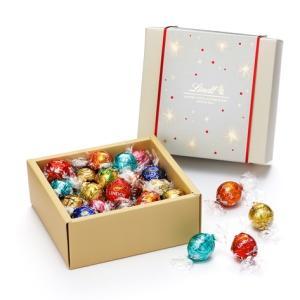 リンツ チョコレート Lindt  リンドールクラシックギフトボックス28個入り