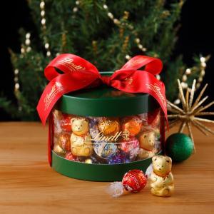 リンツ チョコレート Lindt クリスマス限定  リンドールギフトボックス50個入り