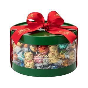 リンツ チョコレート Lindt クリスマス限定  リンドールギフトボックス80個入り