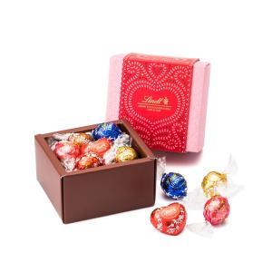 公式 リンツ Lindt チョコレート バレンタイン リンドールクラシックギフトボックス12個入り スイーツ ギフト プレゼント