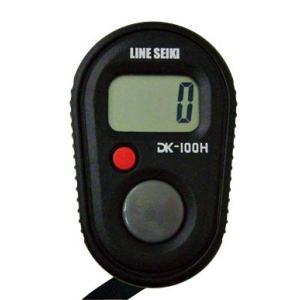 デジタル数取器(手持ちタイプ・ストラップ付属) DK-100H|line