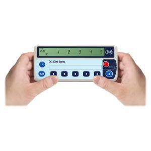 タイムスタンプ付5連式カウンタ DK-5005A|line