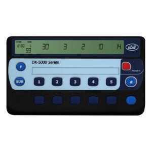タイムスタンプ付10連式カウンタ DK-5010A|line