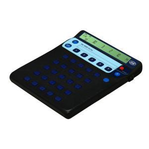 自動記録機能付30連式カウンタ DK-5030C|line