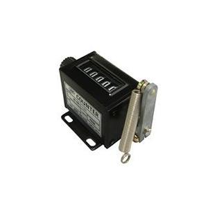 メカニカルカウンタ/ラチェット式・5桁・右軸 RS-204-5|line