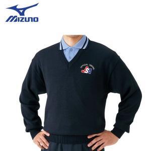 ミズノ ソフトボール審判員用 V首セーター liner