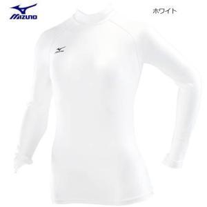 ミズノ スポーツ バイオギアシャツ ハイネック 長袖 アンダーシャツ レディース 女性用 liner