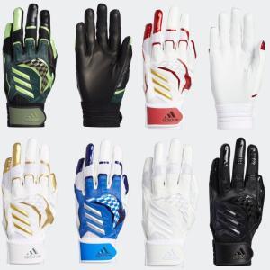 アディダス 野球 5T バッティンググローブ 手袋 グラブ 両手用 GLJ31|liner