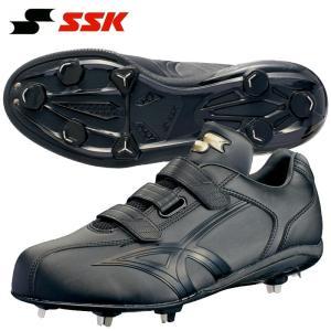 SSK 野球 埋込金具スパイク 3本ベルト マキシライトY-NEO18-V liner