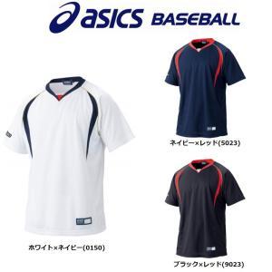 アシックス asics 野球 プラクティスシャツ liner