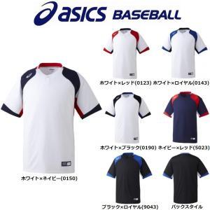アシックス asics 野球 ベースボールシャツ liner