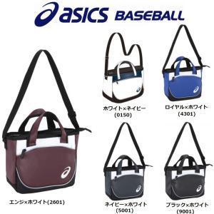 アシックス asics 野球 ミニトートバッグ S|liner