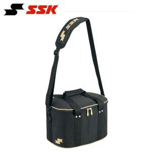 SSK 野球 ボールバッグ 硬式・軟式ボール2〜3ダース用/ソフトボール1.5ダース用|liner