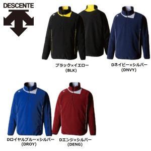 デサント 野球 ジュニア用フリースジャケット|liner