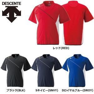 デサント 野球 半袖ハイブリッドシャツ liner