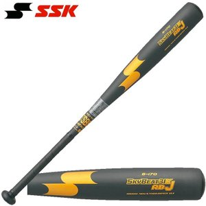 SSK 野球 少年軟式金属製バット スカイビート31K RB J 超々ジュラルミン  振動減衰グリッ...