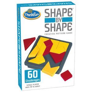 Thinkfun Shape by Shape - Creative Pattern Game|lineshonpo