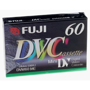 Fujifilm dvc-m60デジタルVideocassette1パック|lineshonpo
