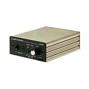 audio-technica マイクロフォンアンプ AT-MA2 lineshonpo