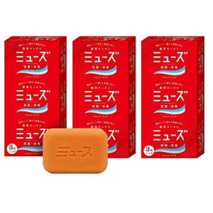 ミューズ 石鹸レギュラー 95g×3個パック【3個セット】|lineshonpo