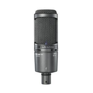 audio-technica オーディオテクニカ USB マイクロホン AT2020USB+ lineshonpo