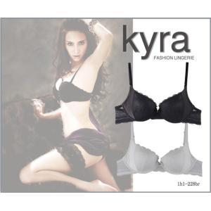 Kyra【キーラ】レース&サテンリボン ブラジャー|lingerie-felice