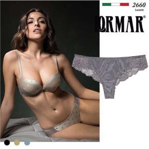 LORMAR/ロルマー【Lucent(ルーセント)】イタリア インポートランジェリーフラワーレース ブラジリアン|lingerie-felice