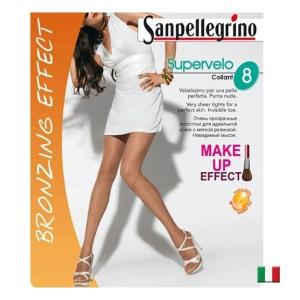 【Sanpellegrino】  Supervelo 8den インポートストッキング 極薄ストッキング オールスルー   シアータイツ 8デニール|lingerie-felice
