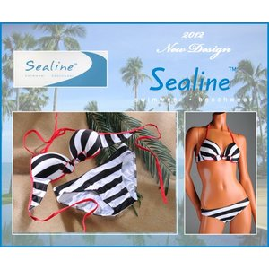Sealine【シーライン】マリンテイスト ビキニセット|lingerie-felice