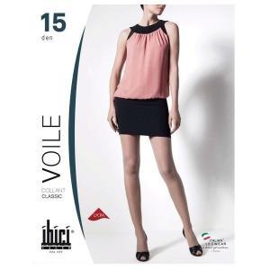 ibici【イビチ】VOILE 15DEN CLASSICS LINE Collection オールシーズン ディリーユース  ライクラ ファイバー マットタッチ ベーシック ストッキング|lingerie-felice