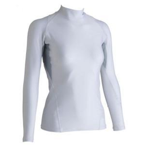 4DM(フォーディーエム)【最終処分/ランニング用品】 ロングスリーブシャツ 4DWB0403 WOMEN -ホワイト- linkfast