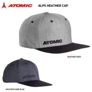 19-20 ATOMIC(アトミック)【数量限定/キャップ】 ALPS HEATHER CAP(アルプス ヘザーキャップ) AL50351【フラットキャップ】