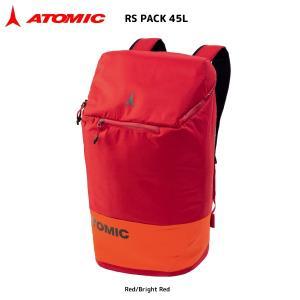 18-19 ATOMIC(アトミック)【トラベル/数量限定】 RS PACK 45L(レッドスター パック 45リットル)AL5037410【スキーバックパック】|linkfast