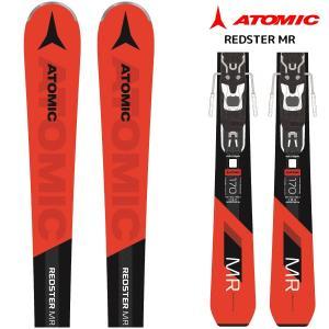18-19 ATOMIC(アトミック)【スキー板/数量限定】 REDSTER MR + FT11GW(レッドスターMR 金具付)【金具取付料無料】|linkfast