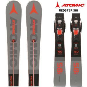 19-20 ATOMIC(アトミック)【スキー板/数量限定】 REDSTER S8i + X12TL-GW(レッドスターS8i-GW 金具付)【金具取付料無料】|linkfast