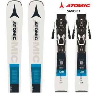 19-20 ATOMIC(アトミック)【早期予約/スキー板】 SAVOR1 + L10 GW(セイバー1 金具付)【金具取付料無料】|linkfast