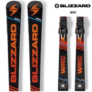 17-18 BLIZZARD(ブリザード)【在庫処分/金具付】 WRC + X-CELL14DEMO(ダブルアールシー+金具付)【スキー板/金具取付無料】 linkfast