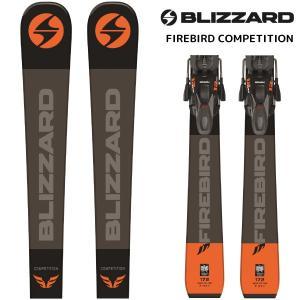 18-19 BLIZZARD(ブリザード)【在庫処分/スキー】FIREBIRD COMPETITION(ファイヤーバード COMP金具付)【スキー板/金具取付無料】|linkfast