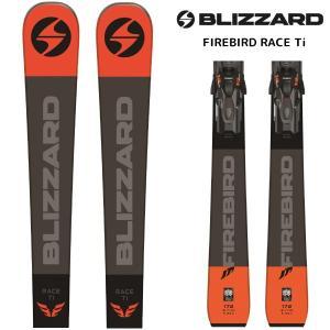 18-19 BLIZZARD(ブリザード)【在庫処分/スキー】FIREBIRD RACE Ti(ファイヤーバード レースTi金具付)【スキー板/金具取付無料】|linkfast