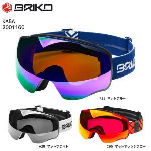 BRIKO (ブリコ)【スキーゴーグル/即納/数量限定】 KABA(カバ)2001160【スノーゴーグル】|linkfast
