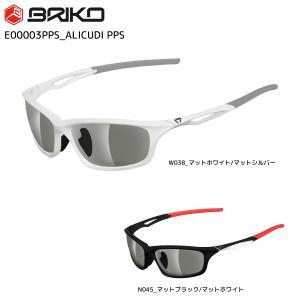 BRIKO(ブリコ)【在庫処分/サングラス/アイウェア】 ALICUDI PPS(アリクーディ PPS)E00003-PPS【スポーツサングラス】 linkfast