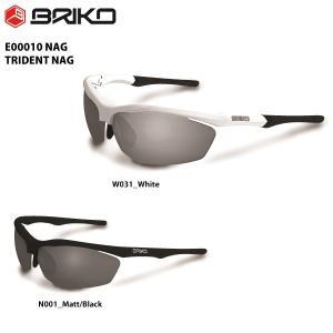 BRIKO(ブリコ)【サングラス/アイウェア/数量限定】 TRIDENT NAG(トライデント NAG)E00010-NAG【スポーツサングラス】 linkfast