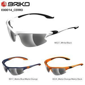 BRIKO(ブリコ)【在庫処分/サングラス/アイウェア】 CERRO(セロ)E00014【ハイクサングラス】|linkfast