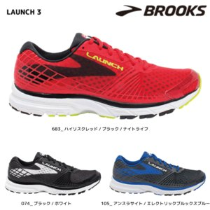 BROOKS(ブルックス)【在庫処分/ランフットウェア】 LAUNCH3 (ローンチ3) 1102151D|linkfast