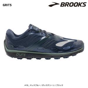 BROOKS(ブルックス)【在庫処分/トレランシューズ】 GRIT 5(グリッド 5)1102391D【トレイルランニングシューズ】|linkfast