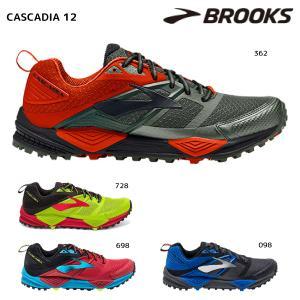 BROOKS(ブルックス)【在庫処分/トレランシューズ】 CASCADIA 12(カスケディア 12)1102431D【トレランシューズ】|linkfast