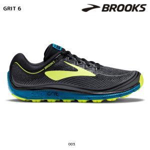 BROOKS(ブルックス)【2018/トレイルランニング】 GRIT 6(グリッド 6)1102591D【トレランシューズ】|linkfast