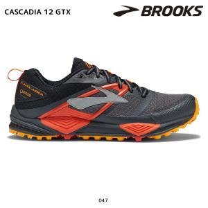 BROOKS(ブルックス)【2018/トレイルランニング】 CASCADIA12 GTX(カスケディア12 ゴアテックス)1102641D【トレランシューズ】|linkfast